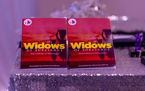 Widow of Substance Book