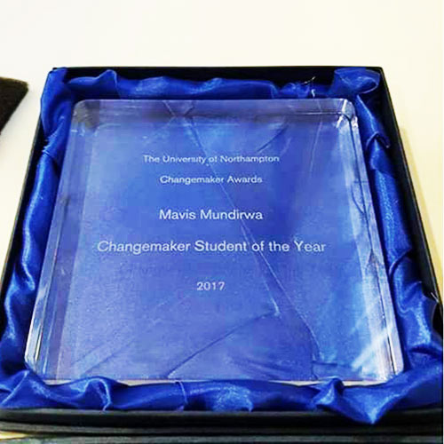 Changemaker Student of the Year Award