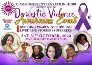 Domestic Violence Event